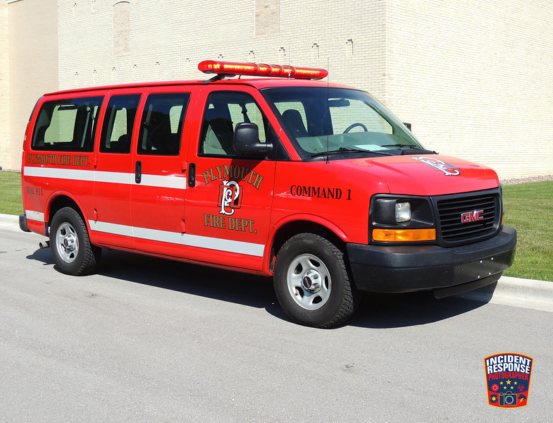 Plymouth Fire Dept. Command 1