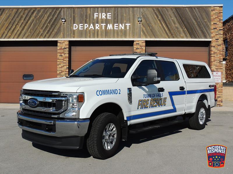 Town of Sheboygan Falls Fire Dept. Command 2