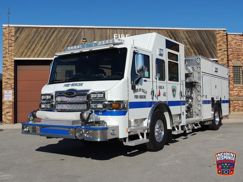 Town of Sheboygan Falls Fire Dept. Engine 6