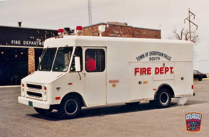 Town of Sheboygan Falls Fire Dept. Squad 2