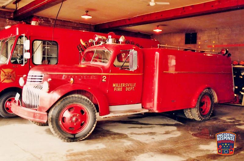 Millersville Fire Dept. Engine 202