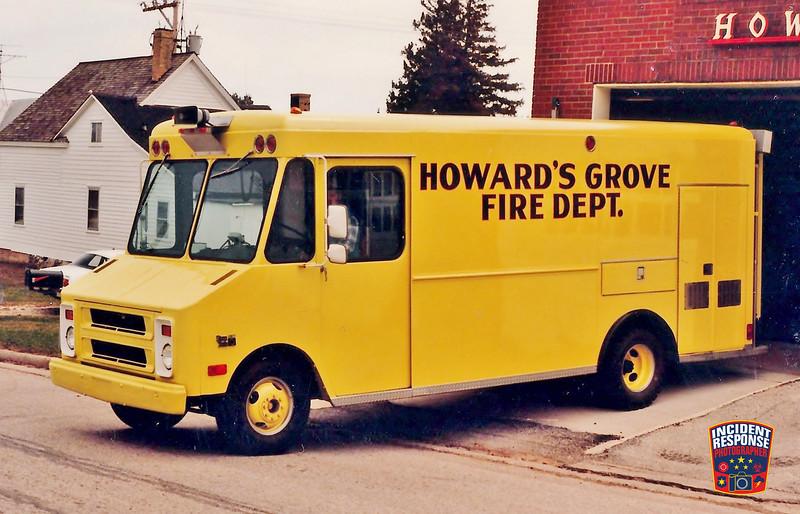 Howards Grove Fire Dept. Squad 106
