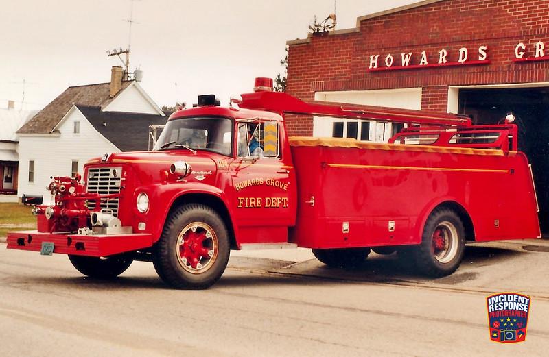 Howards Grove Fire Dept. Engine 104
