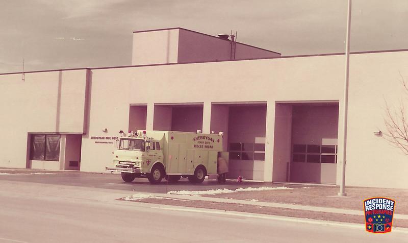 Sheboygan Fire Station 3