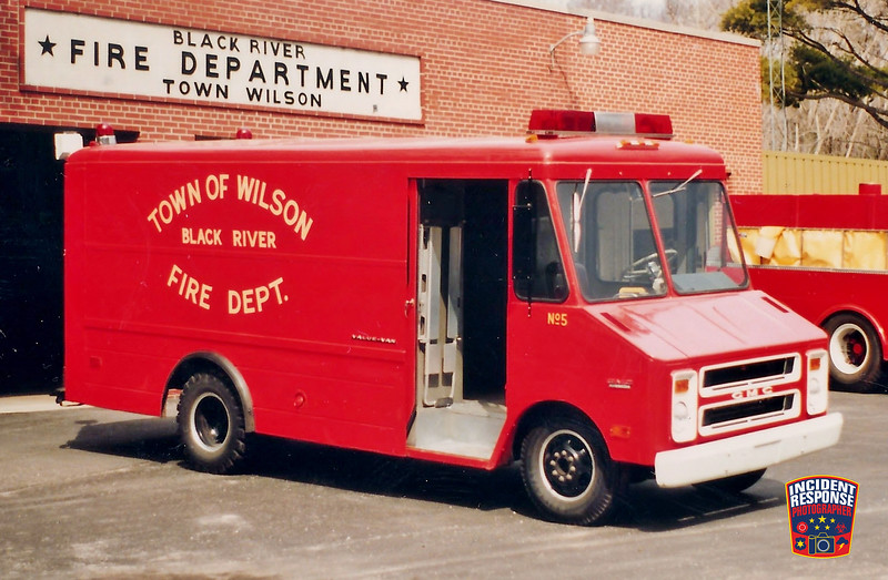 Town of Wilson Fire Dept. Squad 5