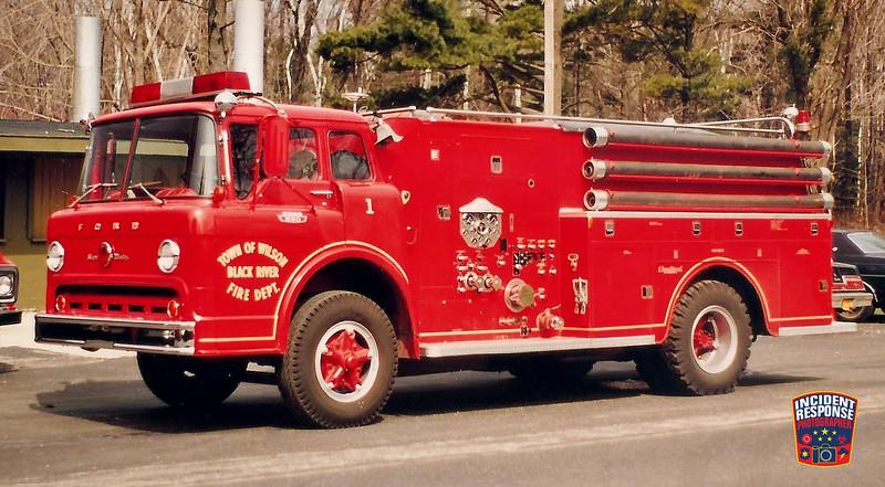 Town of Wilson Fire Dept. Engine 1