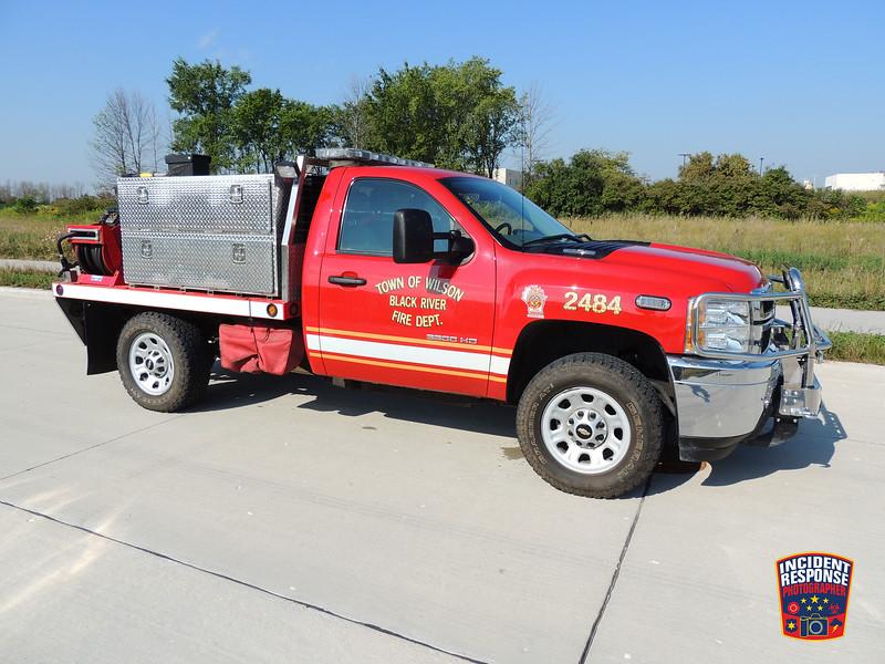 Town of Wilson Fire Dept. Brush Truck 2484
