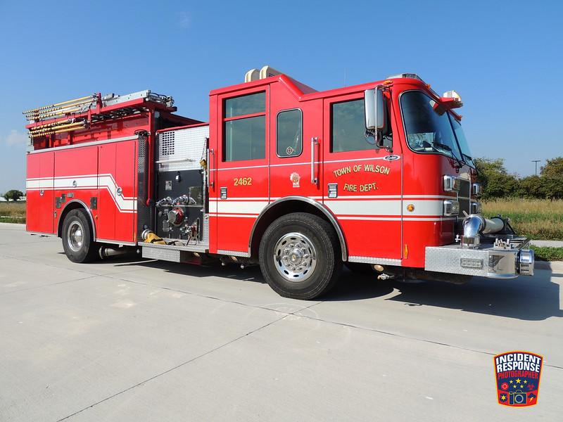 Town of Wilson Fire Dept. Engine 2462
