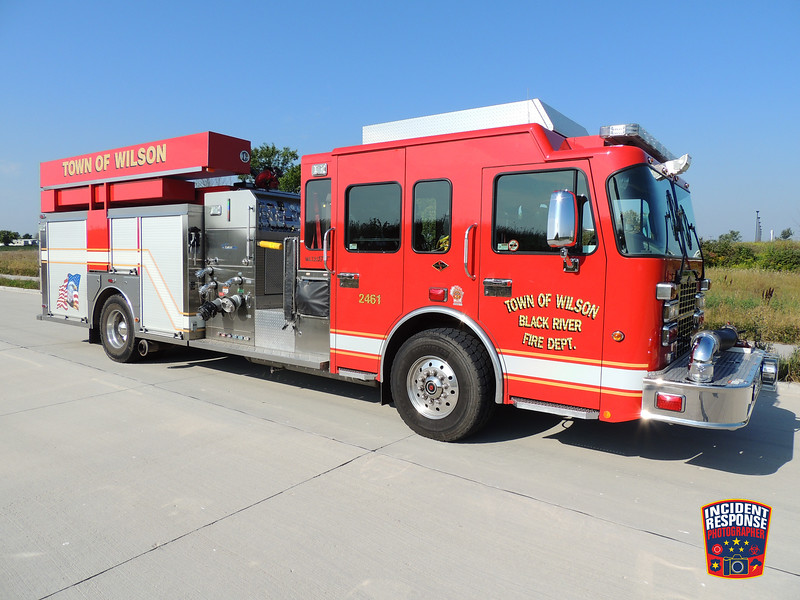 Town of Wilson Fire Dept. Engine 2461