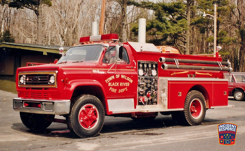 Town of Wilson Fire Dept. Engine 6