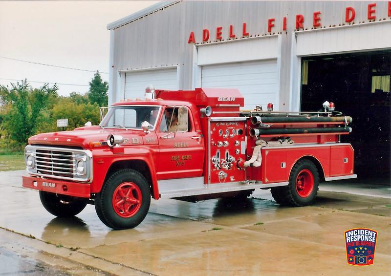 Adell Fire Dept. Engine 5