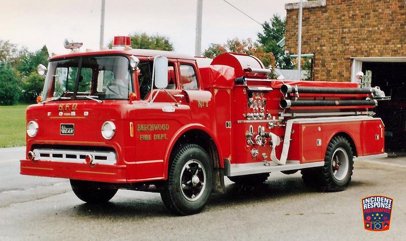 Beechwood Fire Dept. Engine 7