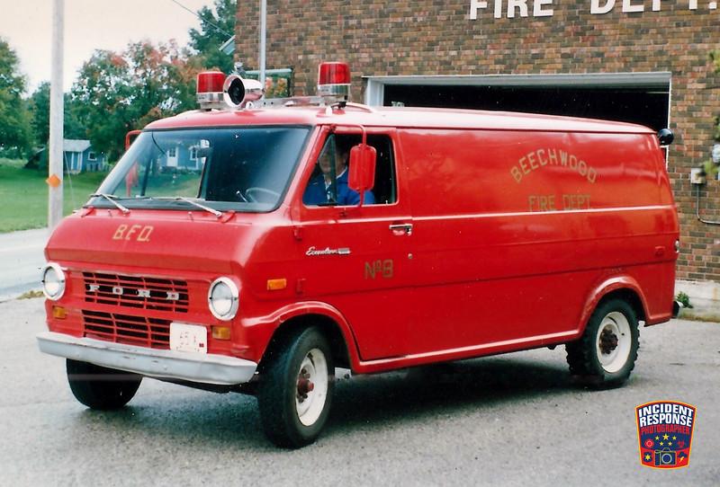 Beechwood Fire Dept. Squad 8