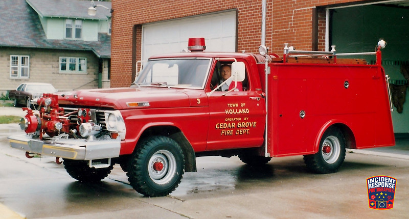 Cedar Grove Fire Dept. Engine 93