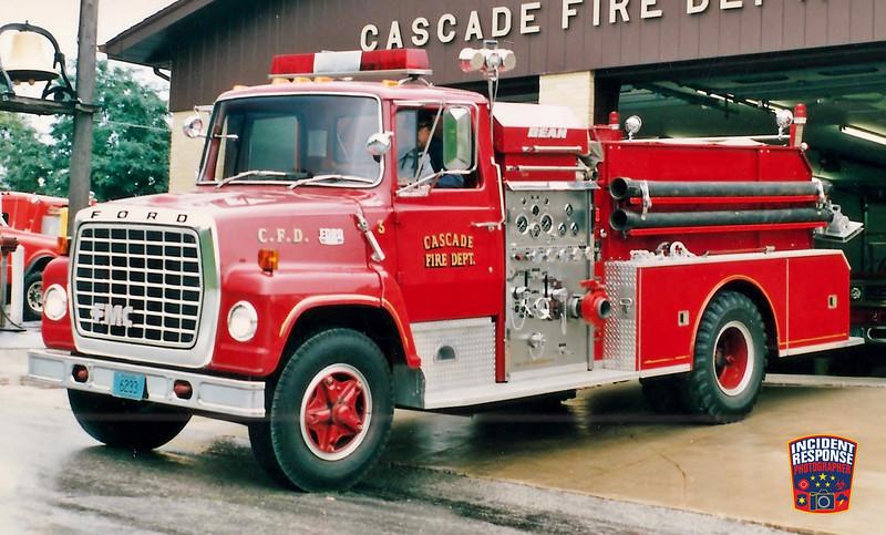 Cascade Fire Dept. Engine 3