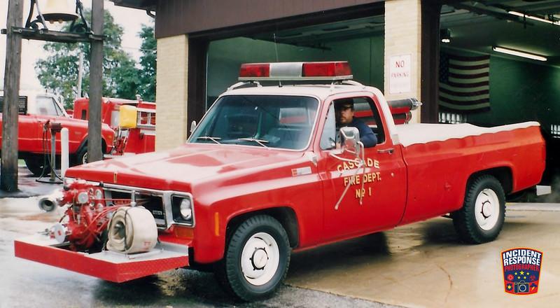 Cascade Fire Dept. Engine 1