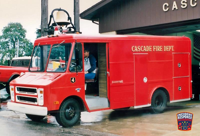 Cascade Fire Dept. Squad 4