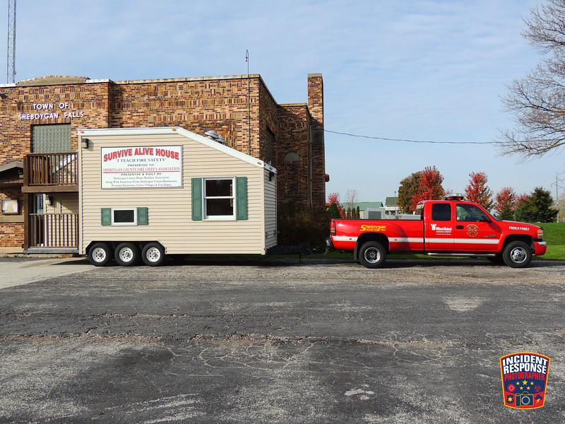 Sheboygan County Survive Alive House