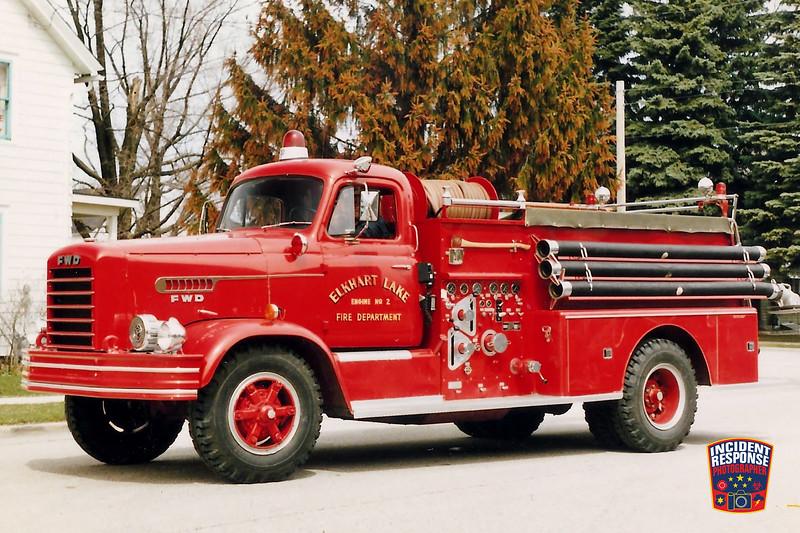 Elkhart Lake Fire Dept. Engine 2