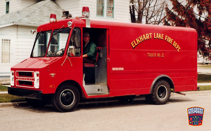 Elkhart Lake Fire Dept. Squad 2