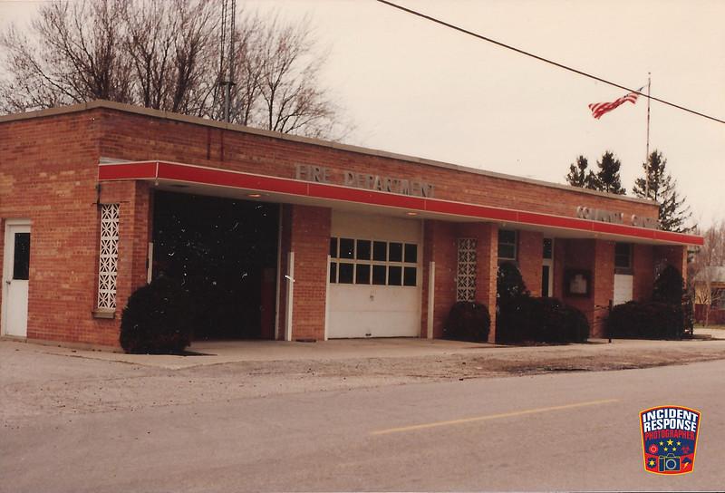 Glenbeulah Fire Station
