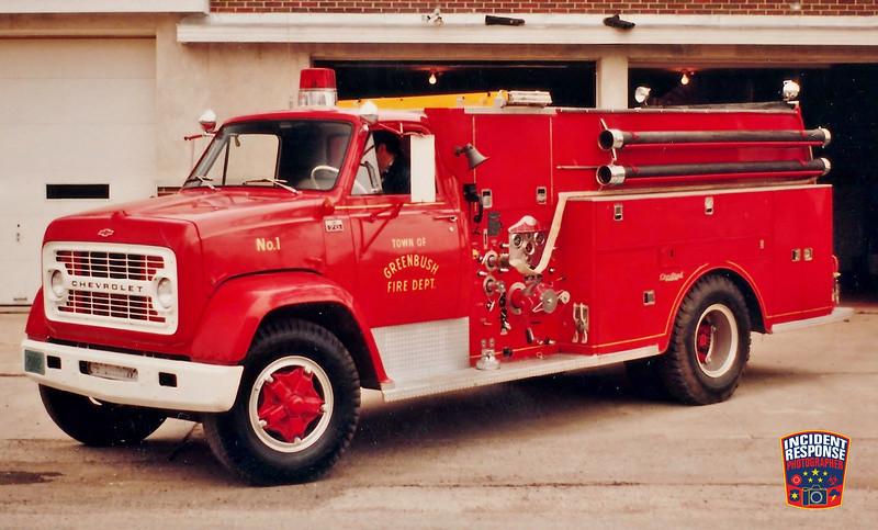 Greenbush Fire Dept. Engine 1