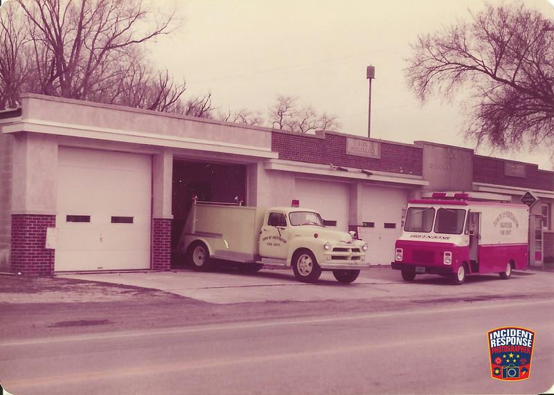 Greenbush Fire Station
