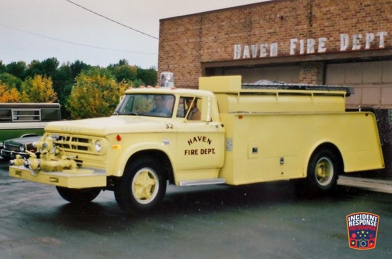 Haven Fire Dept. Engine 32