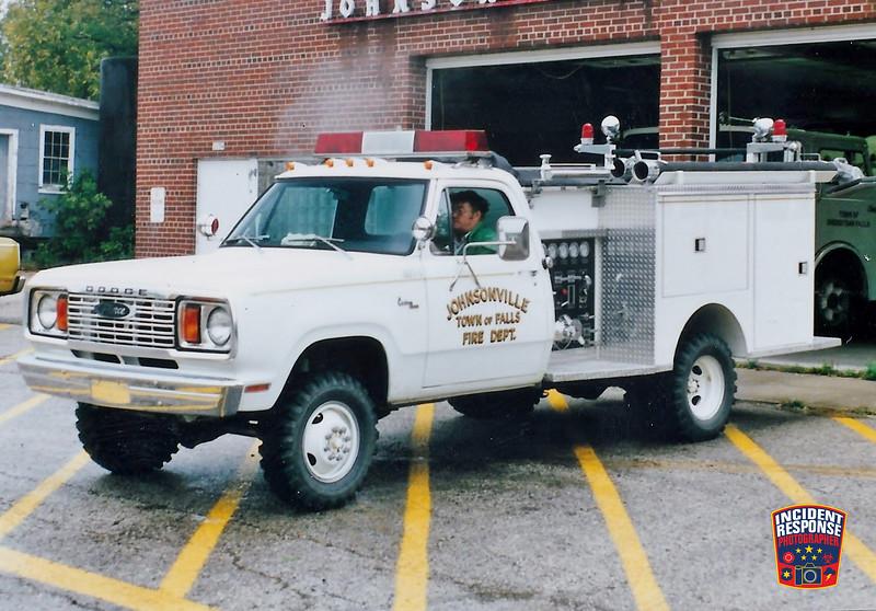Johnsonville Fire Dept. Engine 3