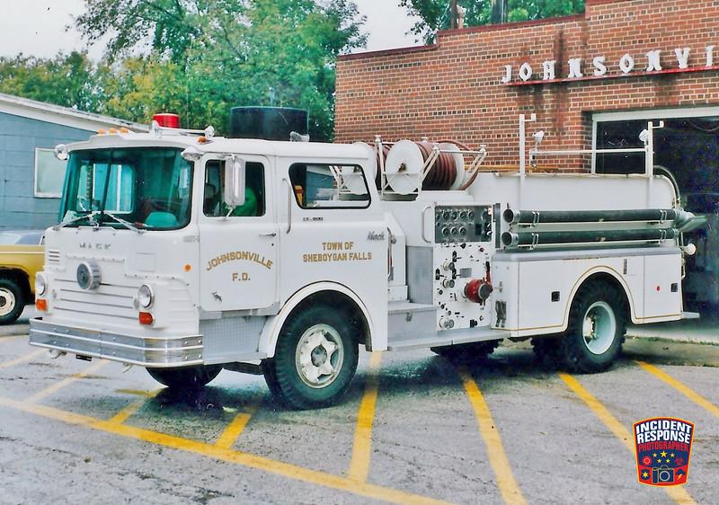 Johnsonville Fire Dept. Engine 1
