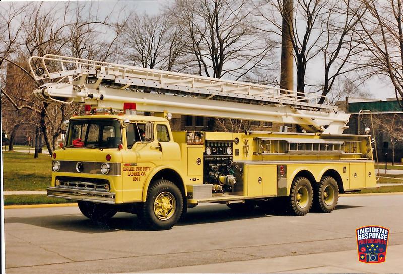 Kohler Fire Dept. Ladder Truck 1