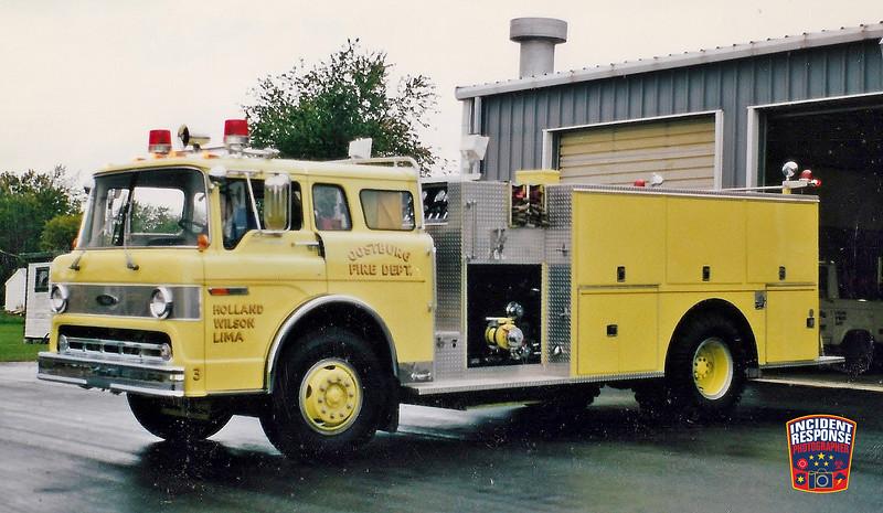 Oostburg Fire Dept. Engine 403