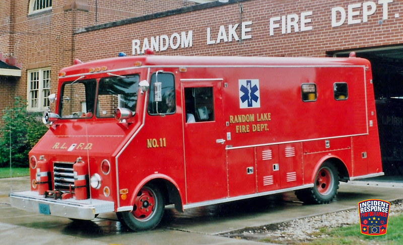 Random Lake Fire Dept. Squad 1