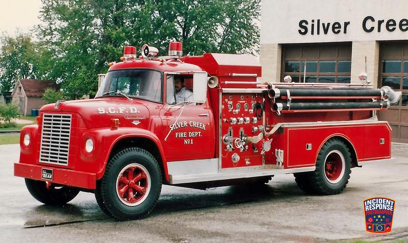 Silver Creek Fire Dept. Engine 1
