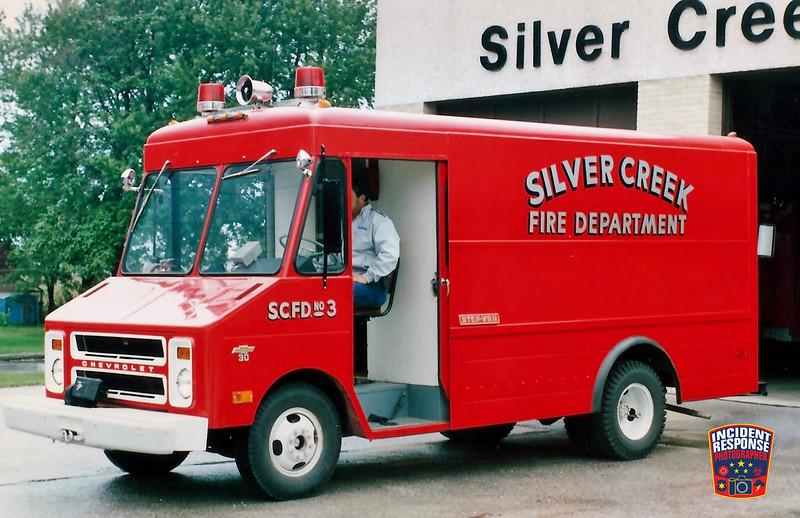 Silver Creek Fire Dept. Squad 3
