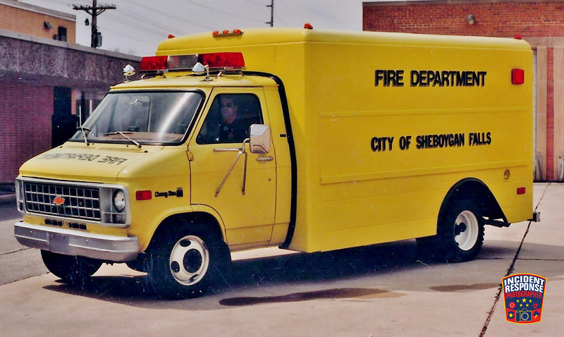Sheboygan Falls Fire Dept. Squad 1