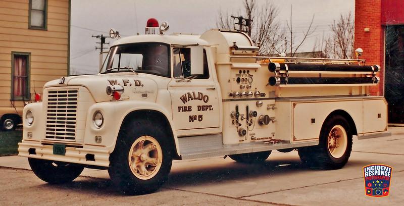 Waldo Fire Dept. Engine 5