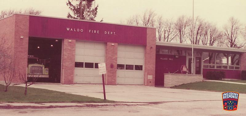 Waldo Fire Station