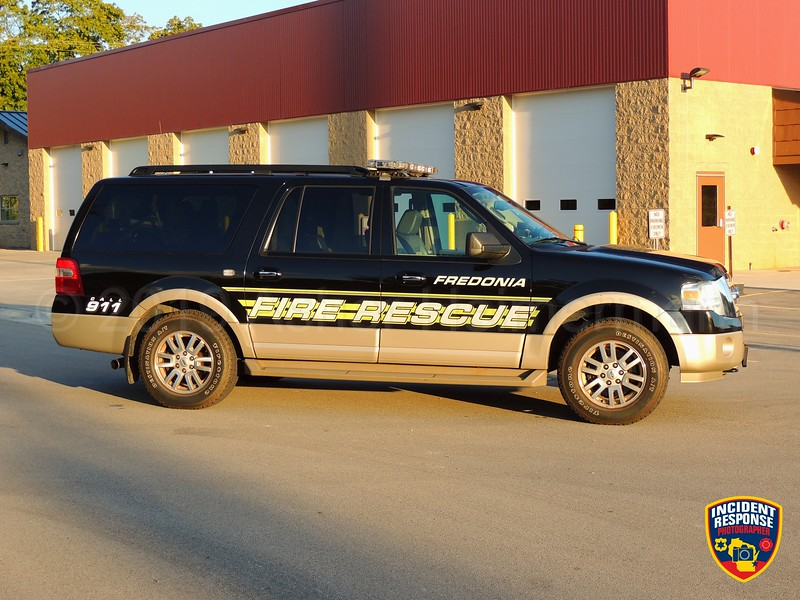 Fredonia Fire Department Car 656