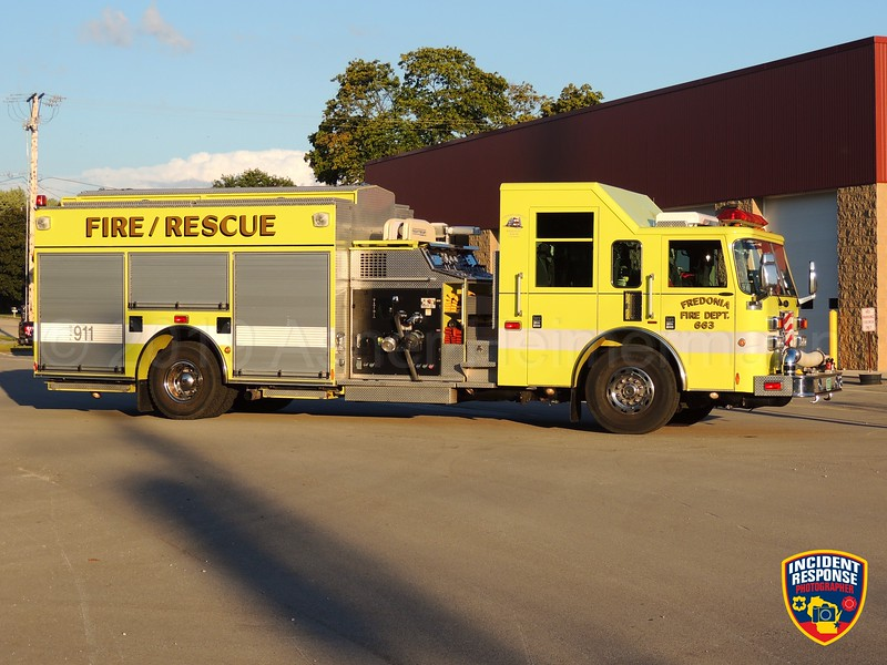 Fredonia Fire Department Engine 663