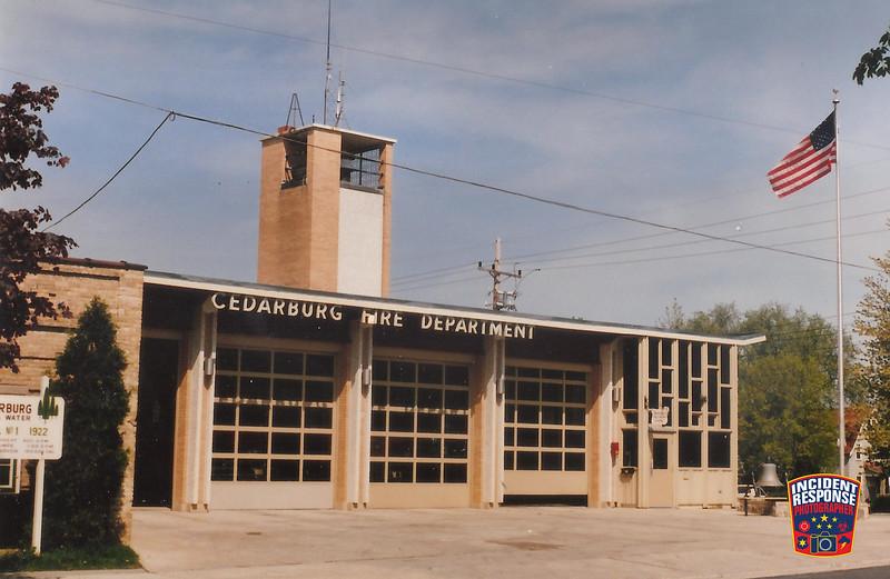 Cedarburg Fire Station