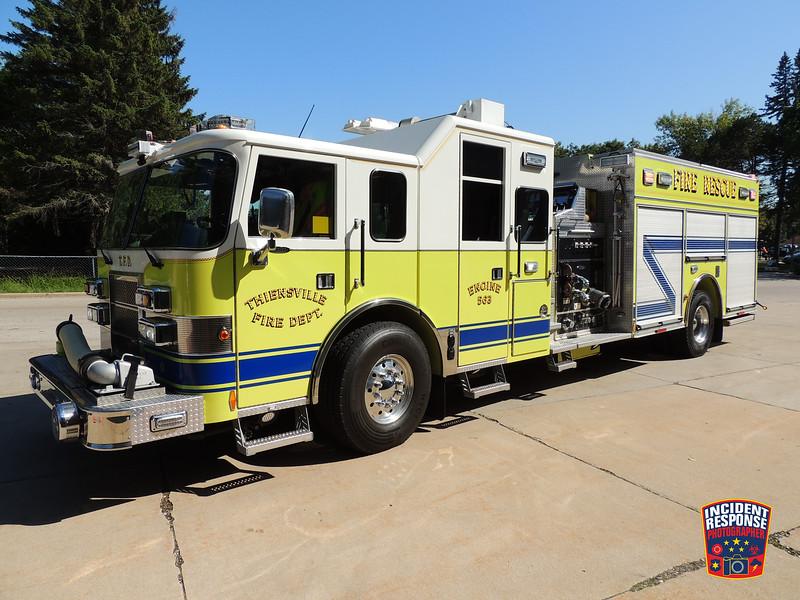 Thiensville Fire Dept. Engine 563