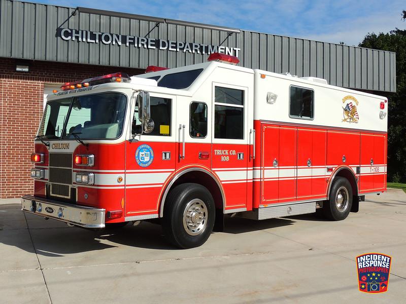 Chilton Fire Dept. Truck 108