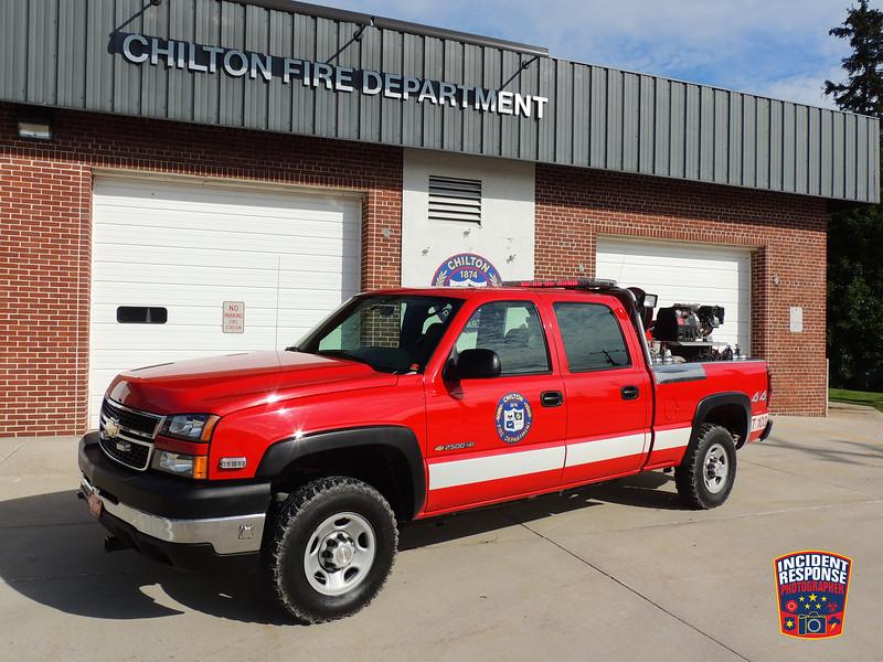 Chilton Fire Dept. Brush Truck 103