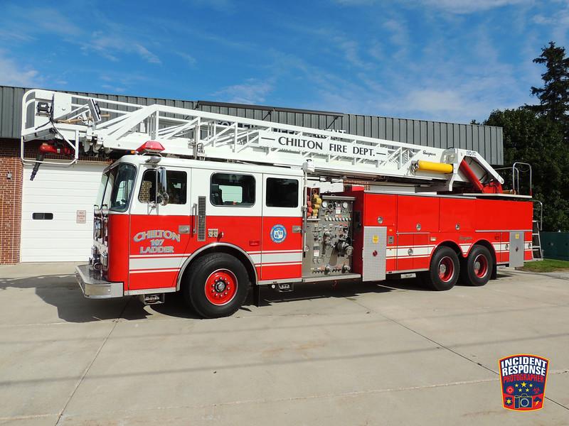 Chilton Fire Dept. Ladder Truck 107