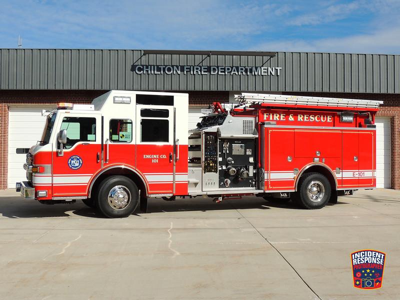 Chilton Fire Dept. Engine 101