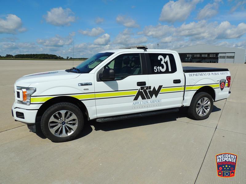 Appleton Airport ARFF 5131