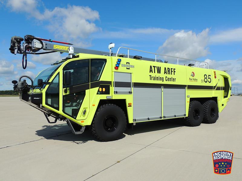 Appleton Airport ARFF 5185