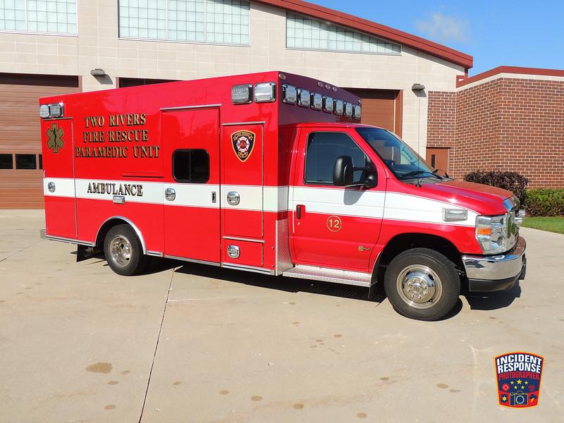 Two Rivers Fire Dept. Ambulance 12