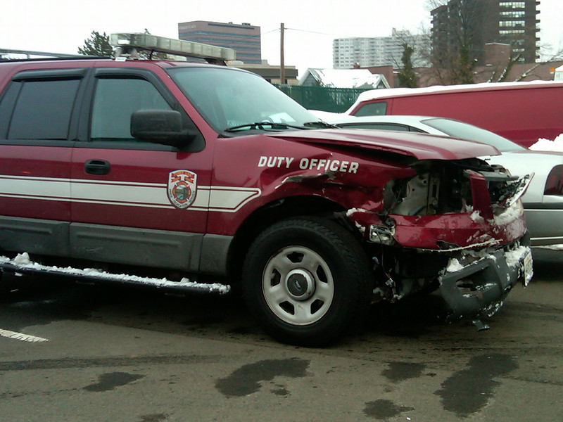 Fort Lee - Duty Car - 1/29/11